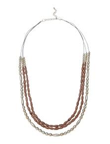 W.Lane Multi Strand Necklace