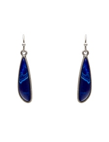 Abstract Earring