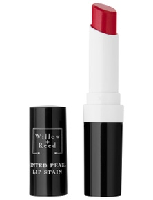 Willow + Reed TINTED PEARL LIP STAIN - 183 RED BLOSSOM