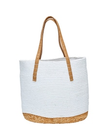 Woven Resort Bag