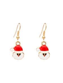 Xmas Santa Earring
