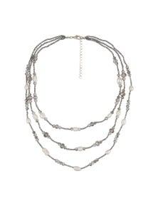 W.Lane Escape Layer Necklace