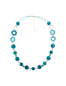 W.Lane Connection Shell Necklace