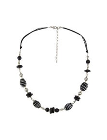 W.Lane Glass Bead Necklace
